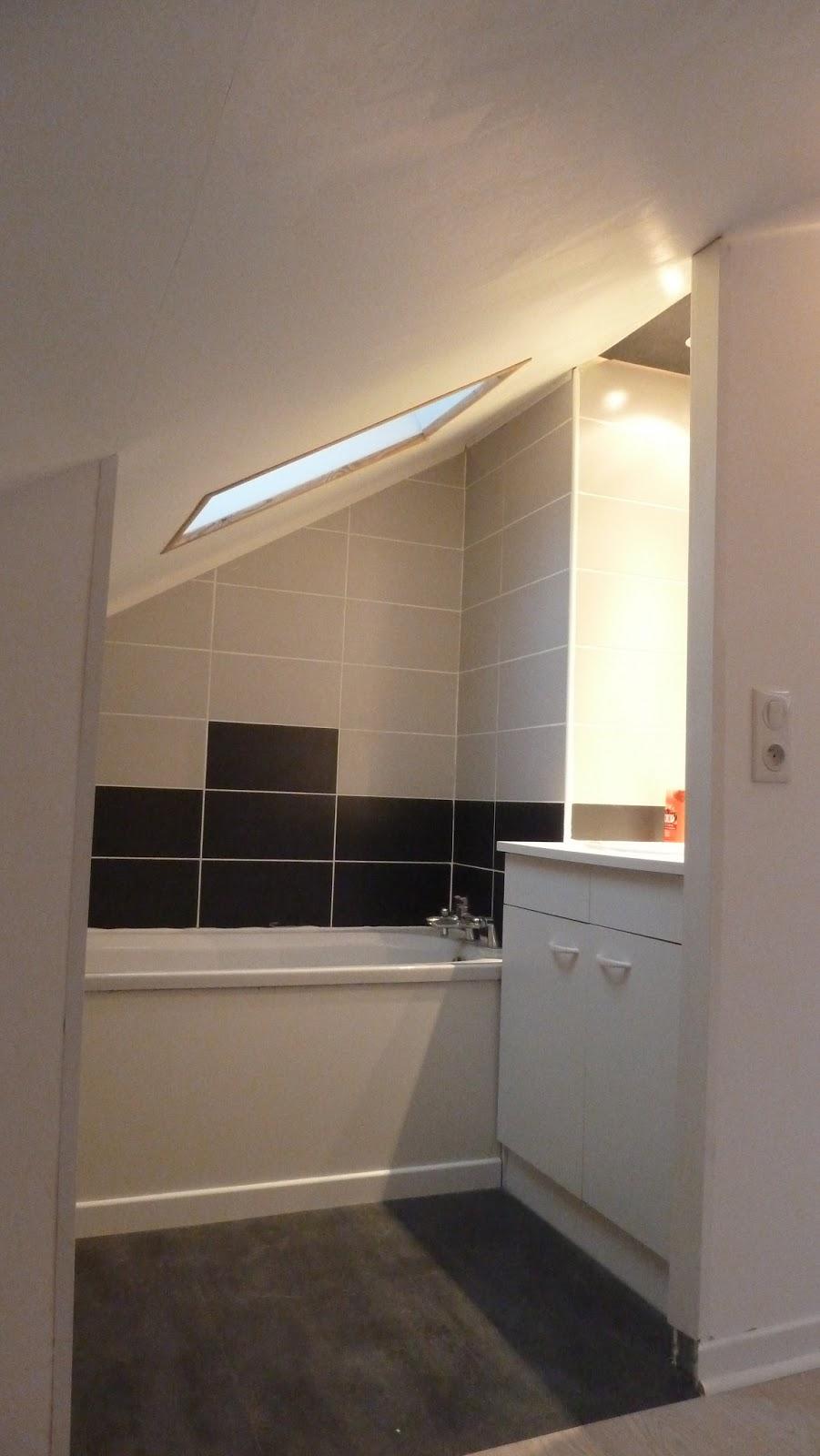 Maison vendre chambre 3 avec salle de bain combles for Chambre plus salle de bain