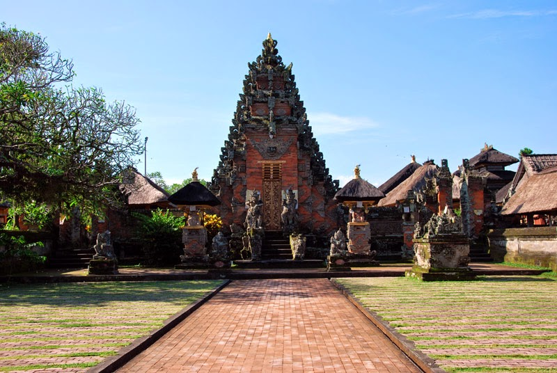Happy Us Book - Bali - Temples