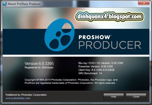 proshow producer free download exe
