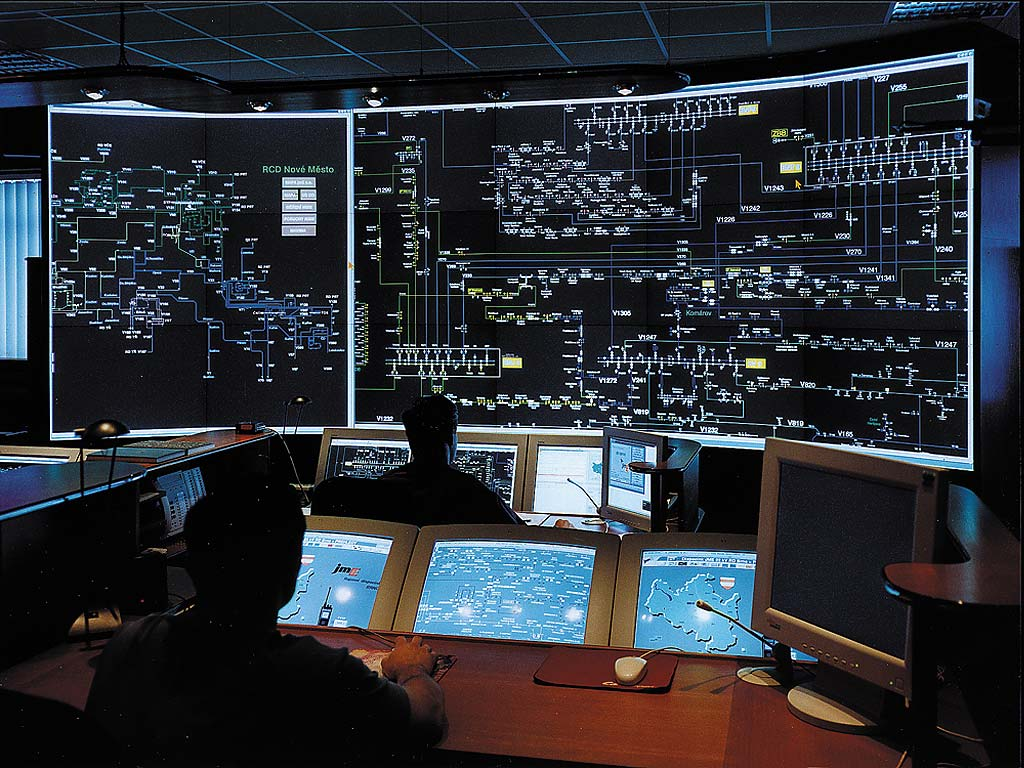Electric Grid Monitor : Chinese hackers breached telvent s corporate network