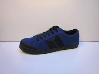 Sepatu Macbeth Vegan Murah, sepatu biru, sepatu macbeth warna biru