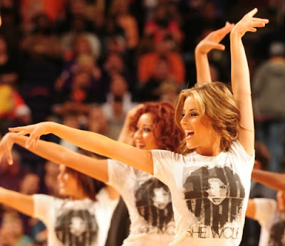 Phoenix Suns Cheerleaders