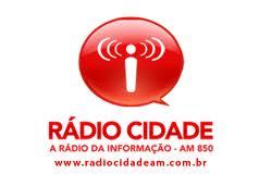 ouvir a Rádio Cidade AM 850,0 Brusque SC