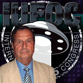 Ricardo Bermúdez Speaker at UFO Congress