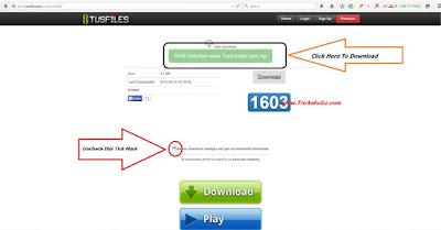 remove winrar password