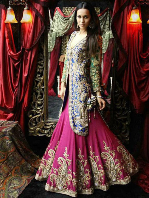 Bridal Designer Dresses Pakistani