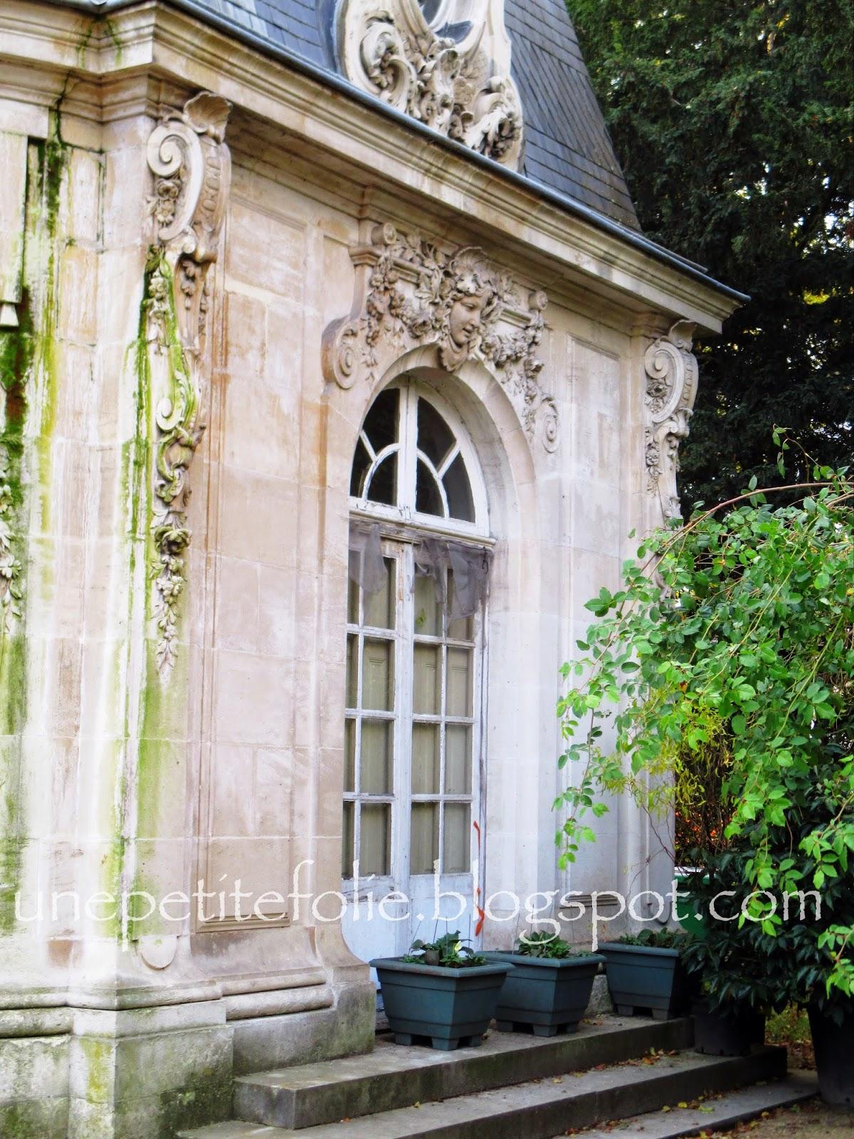 Une petite folie le jardins de bagatelle for Bagatelle jardin