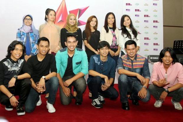 Astro Perkenal 12 Pelajar AF2014