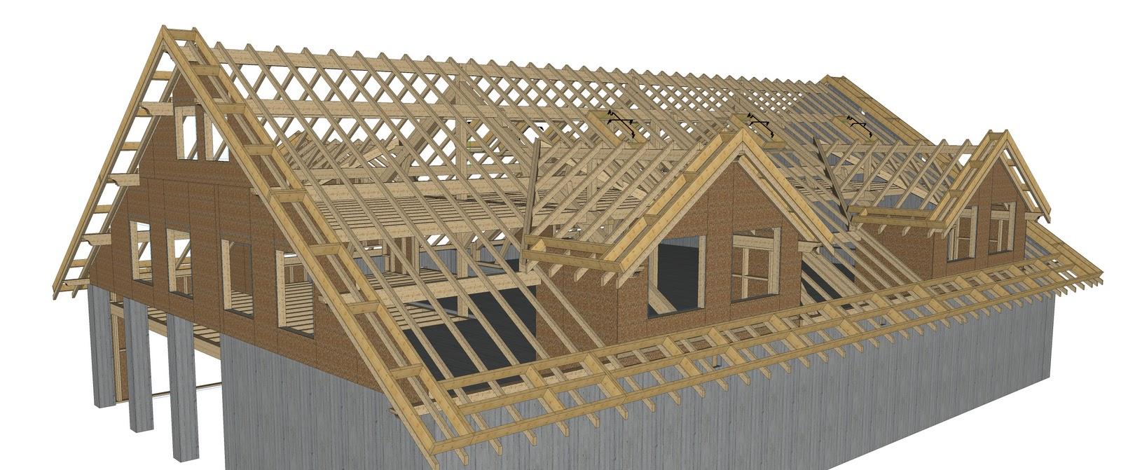 perrin associ s charpente de ferme. Black Bedroom Furniture Sets. Home Design Ideas