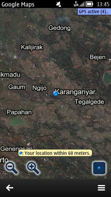Mobile Google Maps Nokia Symbian S60 - Downloadcom