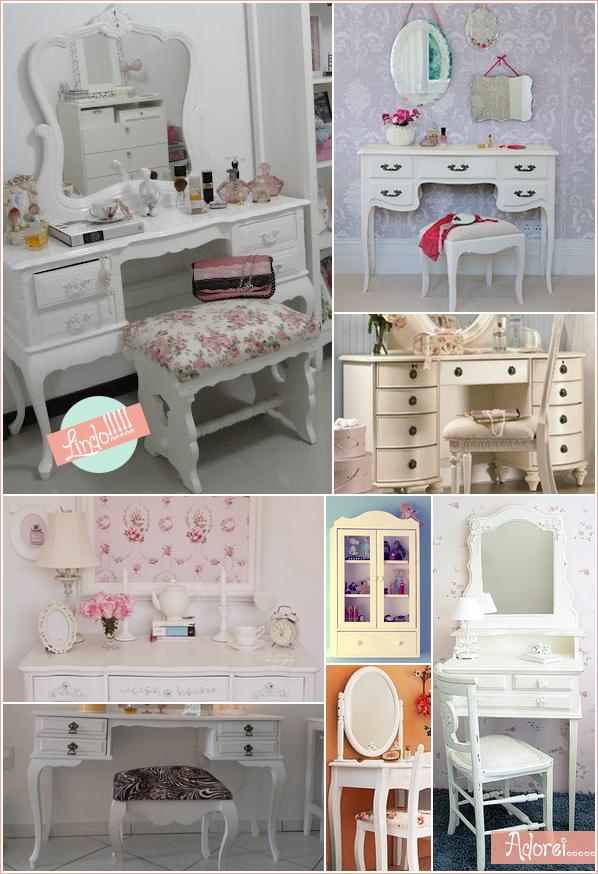Sonhos Pré Concebidos Móveis Vintage para seu quarto! ~ Quarto Vintage Barato
