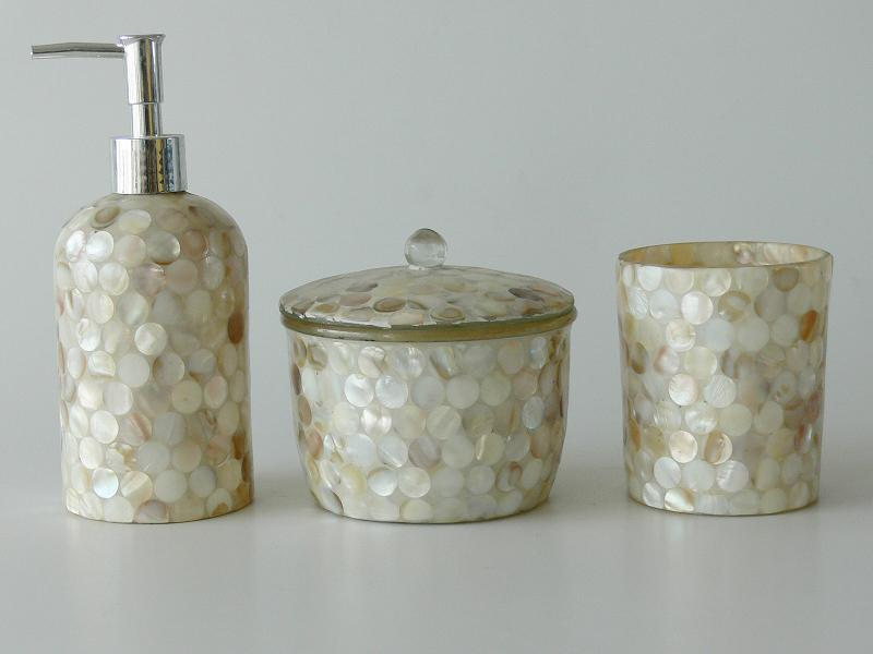 Vintage Styled Bathroom Accessories Sets
