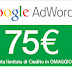 Coupon OMAGGIO Google AdWords!