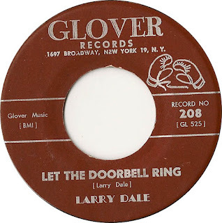 Larry Dale - Let The Doorbell Ring & Let Your Love Run To Me