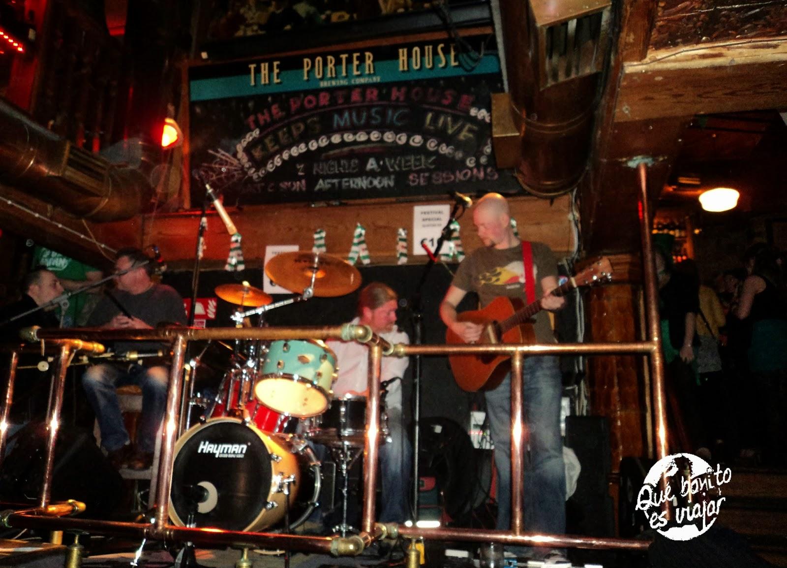 7 Pubs de Dublin muy auténticos