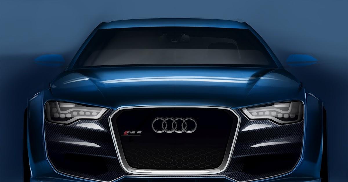 Ilya Vostrikov: Audi RS6