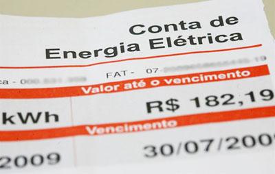 Erros em contas de luz chegariam a R$ 10 bilhões