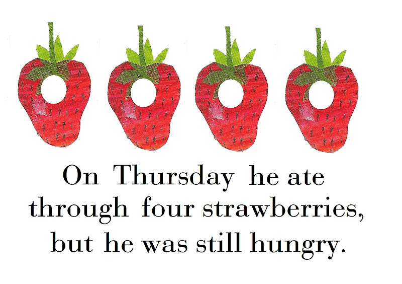 Make It Cozee Free Hungry Caterpillar Printable