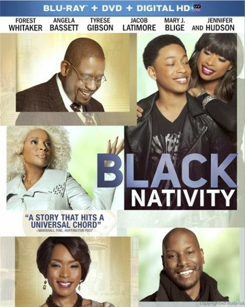 Black Nativity (2013) BluRay 720p BRRip 550MB