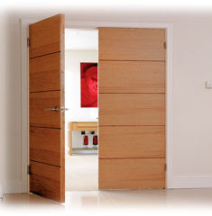Contemporary Interior Doors