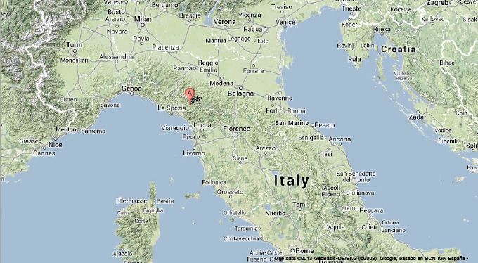 Sciency Thoughts Magnitude 39 Earthquake in Tuscany