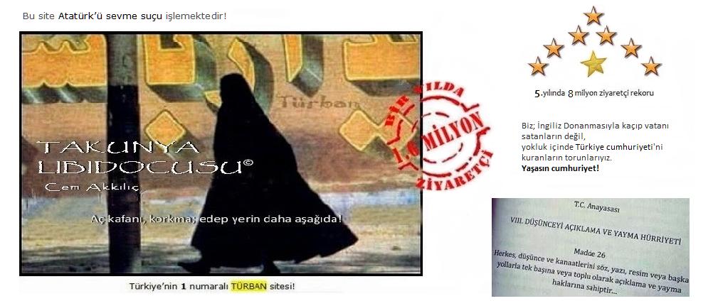 Cem Akkılıç Takunya Libidocusu