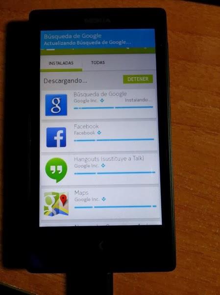 هاتف Nokia X يحصل على الرووت وتطبيقات جوجل الرسمية