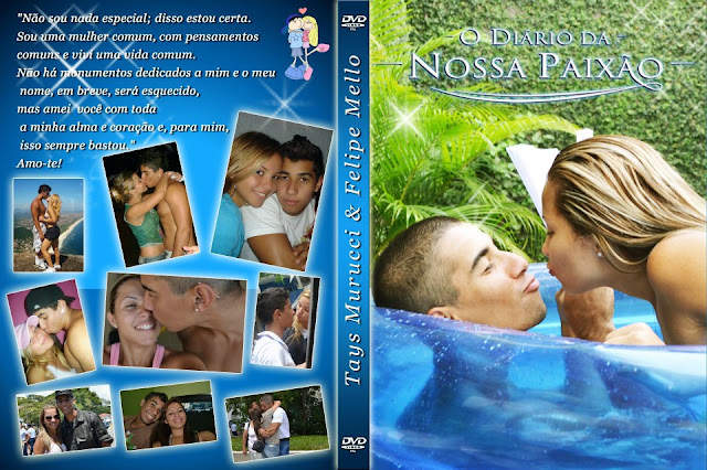 dvd diário de uma paixão