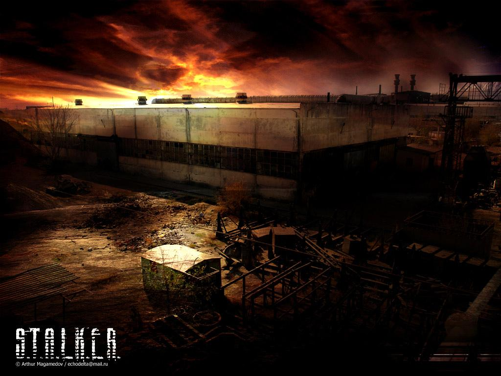 STALKER HD & Widescreen Wallpaper 0.164809910243468