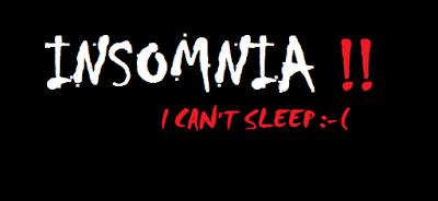 Apa Itu Insomnia ? Dan Faktor Penyebab Insomnia