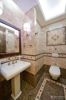 Contoh Gambar Desain WC / Toilet Rumah