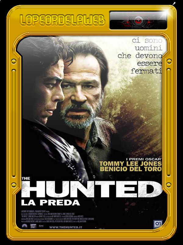 The Hunted | La Cacería (2003) 720p,dual, mega,uptobox