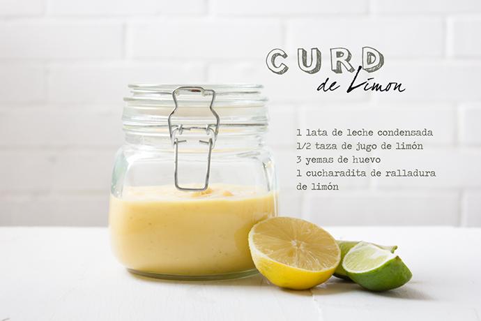 Curd de Limón