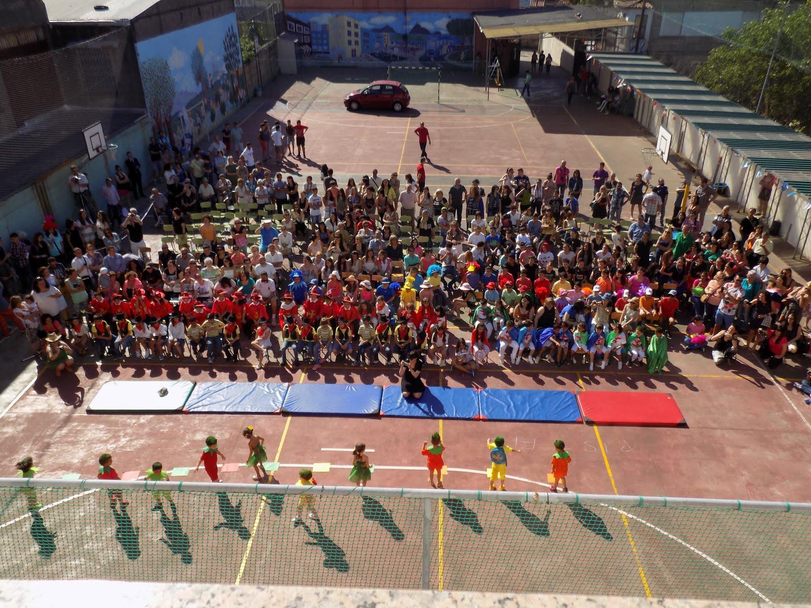 Fiesta Fin de Curso 2015