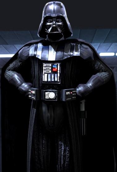 Foto de Darth Vader