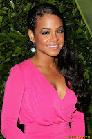 Christina Milian Southern Style St Bernard Project Event in Beverly Hills
