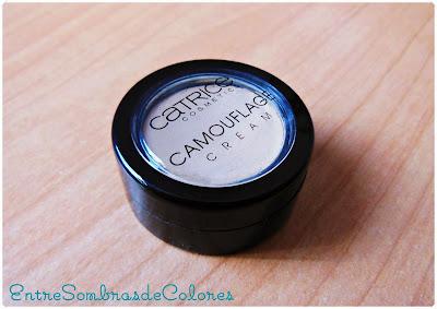 Corrector Camouflage Cream de Catrice