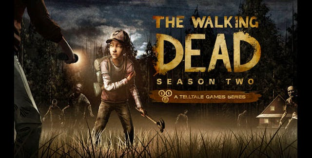 The Walking Dead Season Two Full APK+DATA