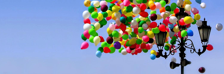 facebook titelbild luftballons
