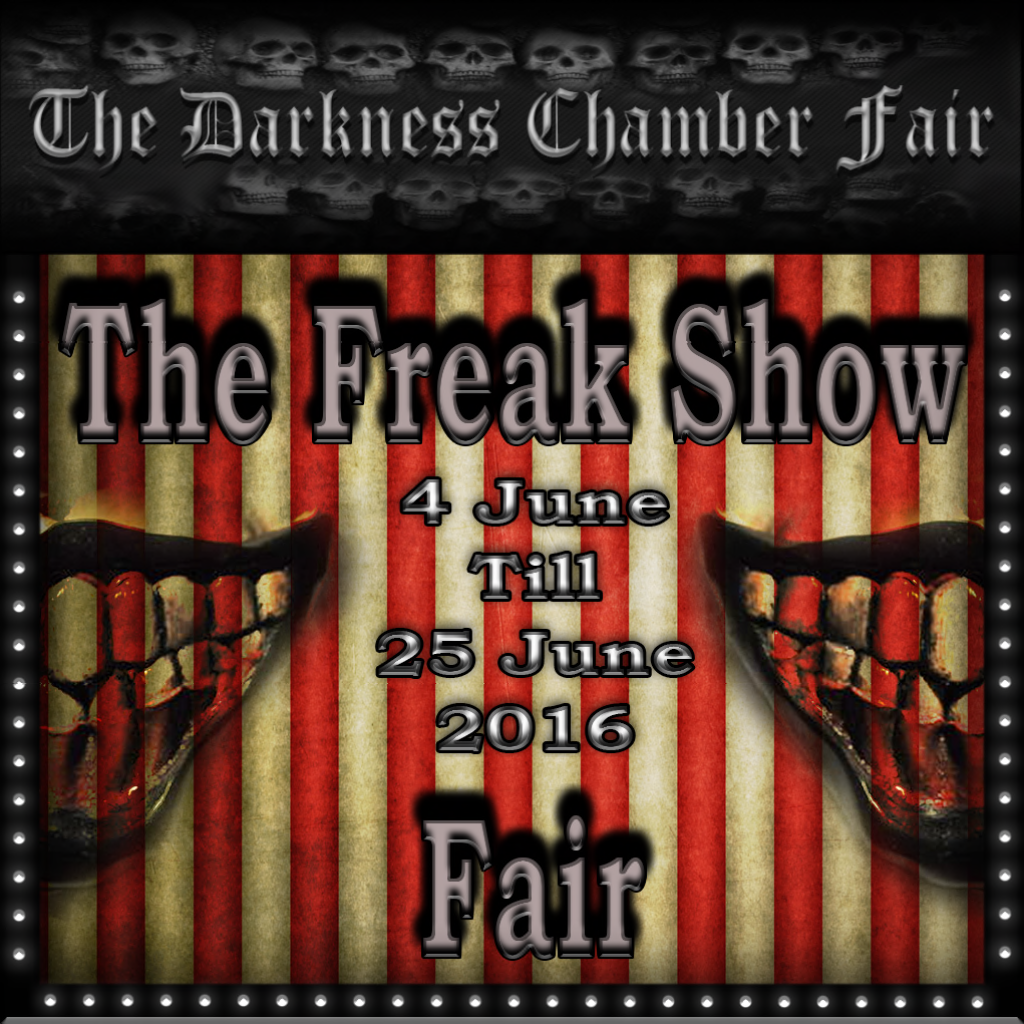 The Chamber Of Darkness Fair