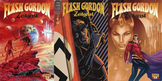 Flash Gordon Conquista o Universo 1ª