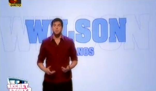 Wilson no Secret Story 3
