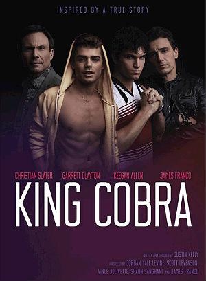 Filme Poster King Cobra