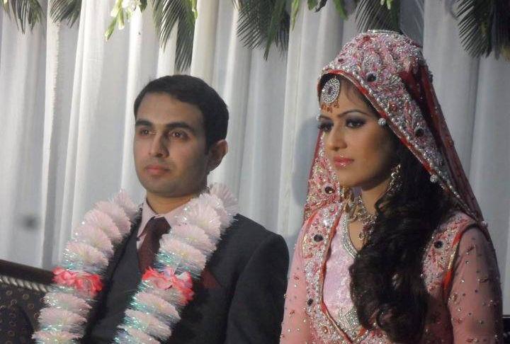 Style ki duniya: Ayesha Bakhsh Wedding Pics Geo News ...