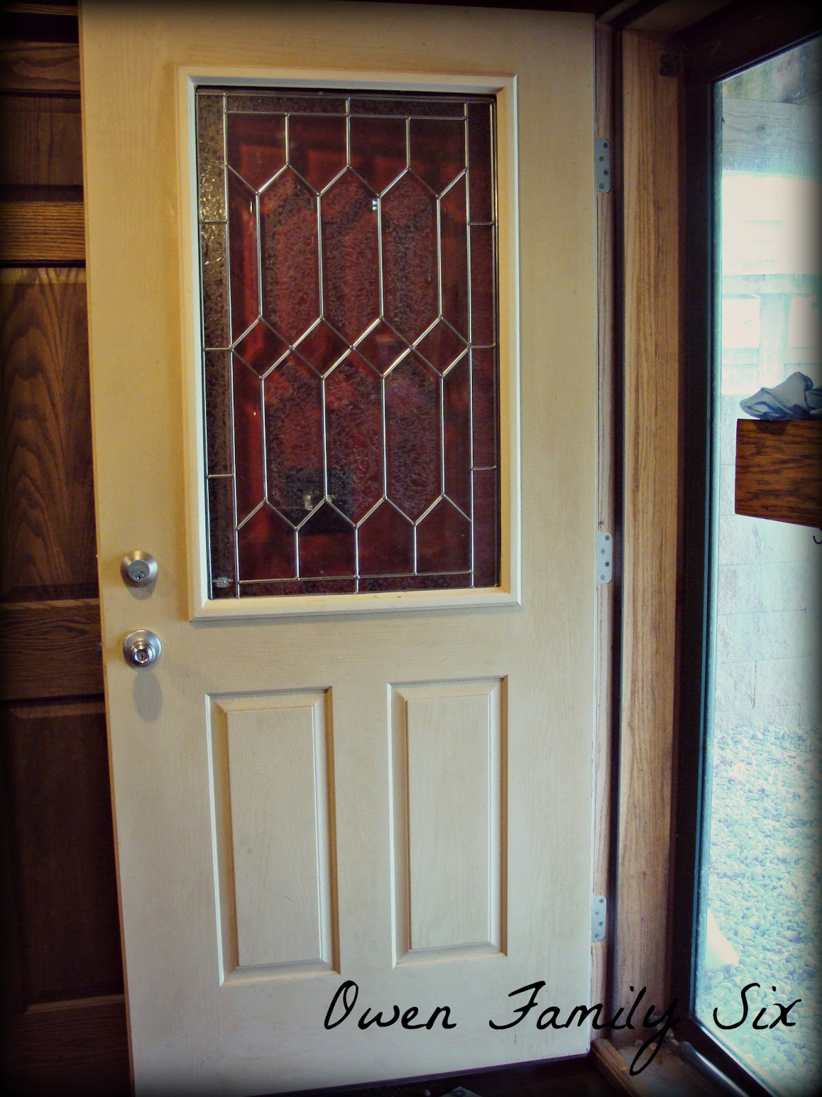 owen family six basement door