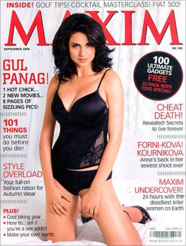 Bollywood Actress in Short - Bollywood Actresses in Shorts on Magazine Covers