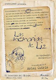 """Las Memorias de Liz"""