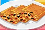 Ballı Fasulyeli Pasta Oyunu
