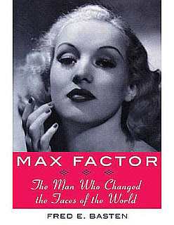 Makeup on Aleca Makeup Design  Max Factor The Man Who Changed The Face Of The