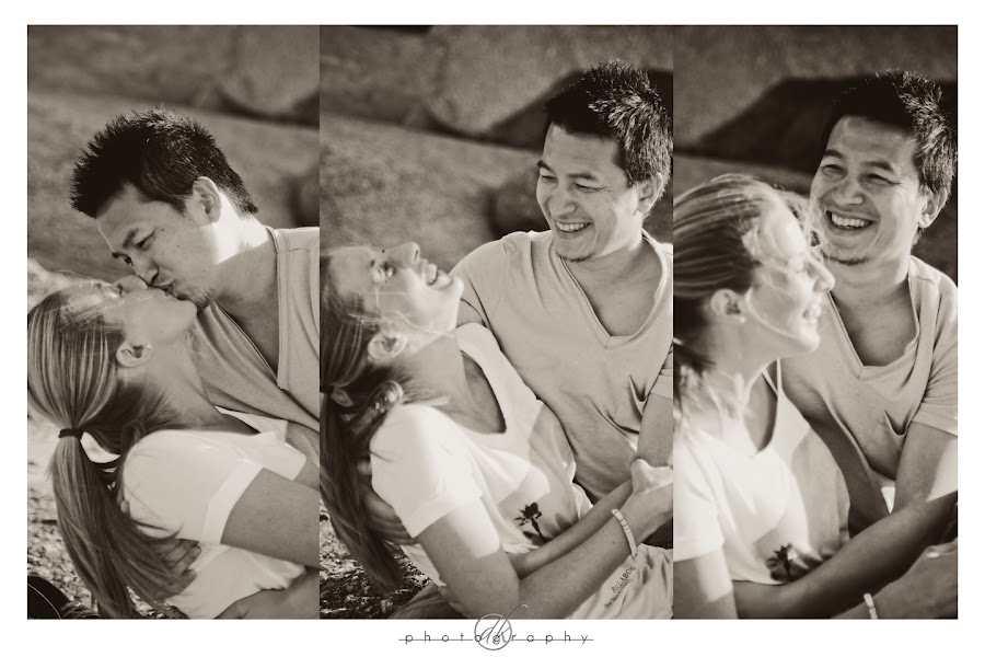 DK Photography 10%252B Kate & Cong's Engagement Shoot on Llandudno Beach  Cape Town Wedding photographer
